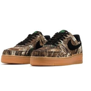New Nike  Air Force one LV8 camo